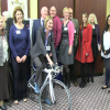 Felixstowe Chamber sees launch of The Women's Tour cycle race